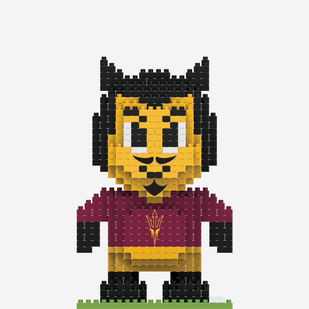Sparky the Sun Devil Arizona State Sun Devils BRXLZ Mascot