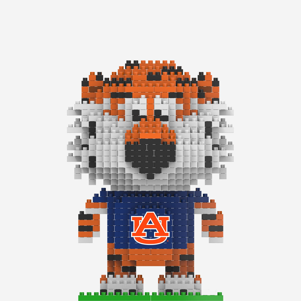 Aubie the Tiger Auburn Tigers BRXLZ Mascot