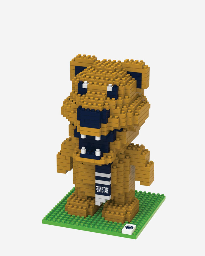 The Nittany Lion Penn State Nittany Lions BRXLZ Mascot FOCO - FOCO.com