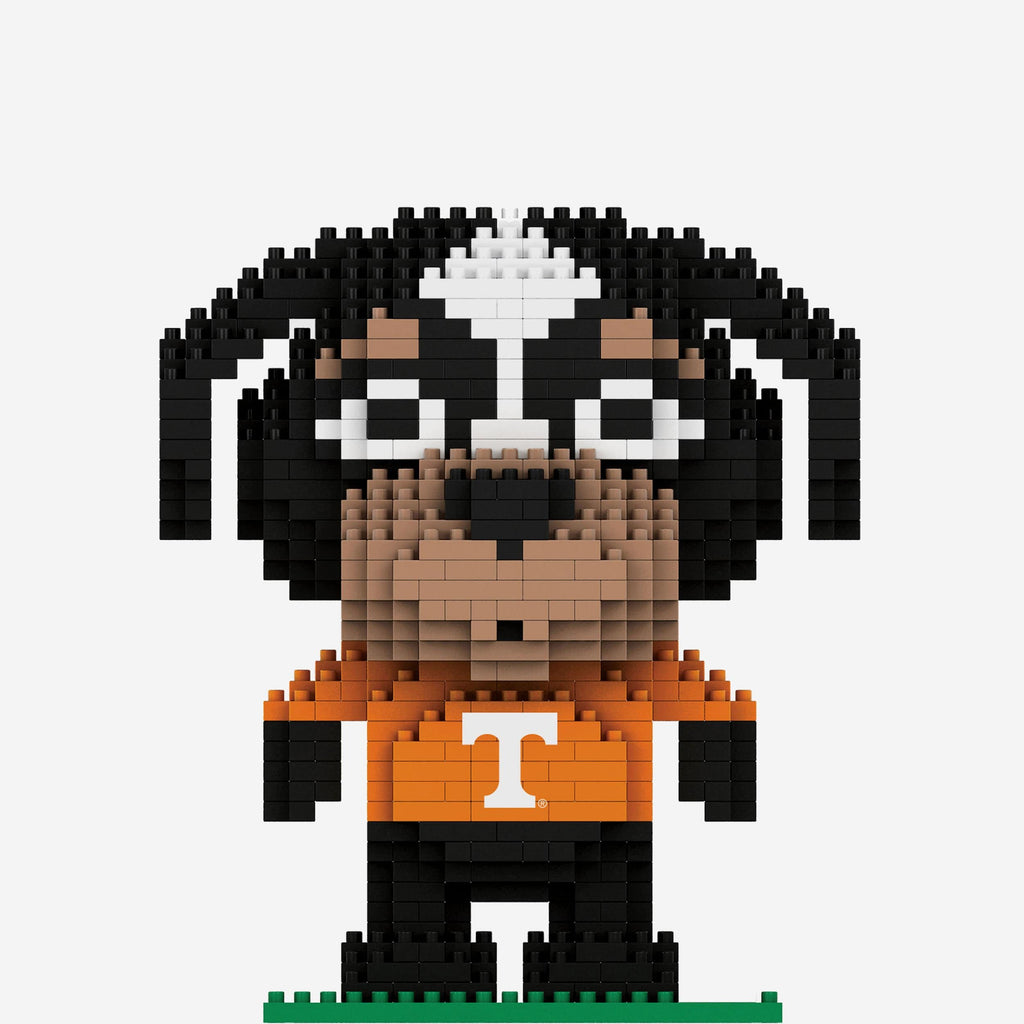 Smokey Tennessee Volunteers BRXLZ Mascot