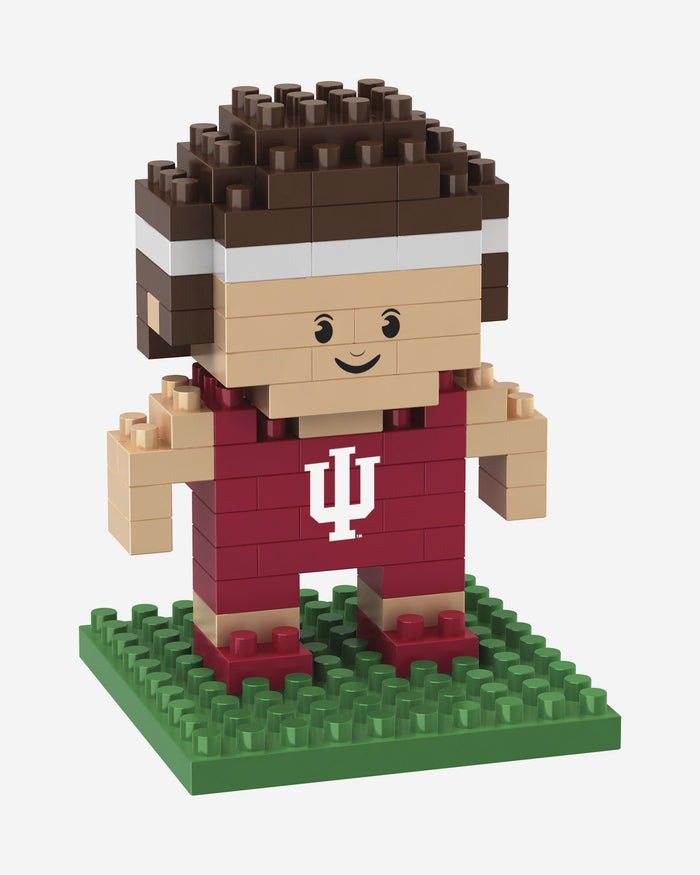 Indiana Hoosiers BRXLZ Mini Player FOCO - FOCO.com