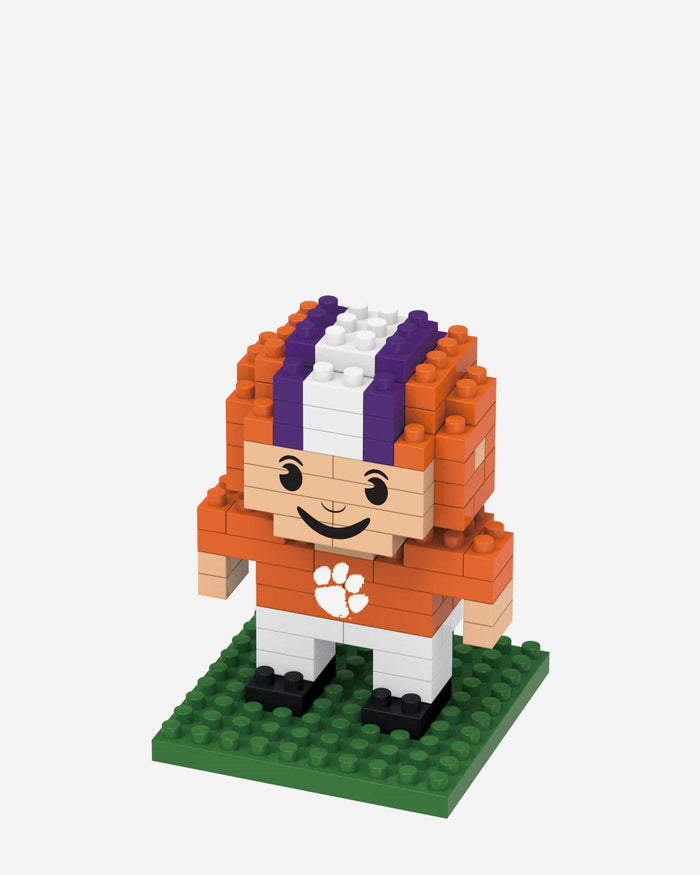 Clemson Tigers BRXLZ Mini Player FOCO - FOCO.com