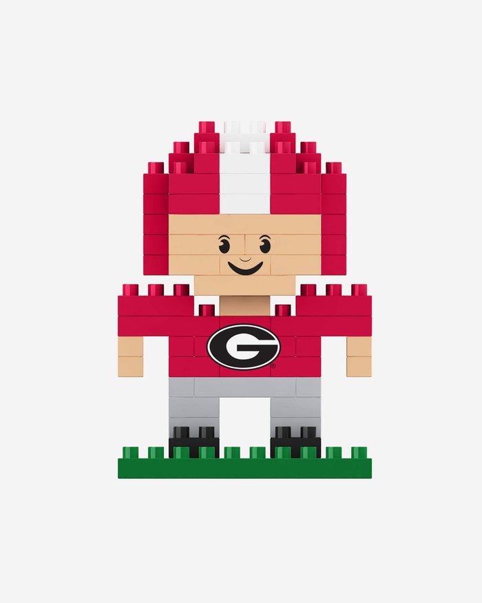 Georgia Bulldogs BRXLZ Mini Player FOCO - FOCO.com