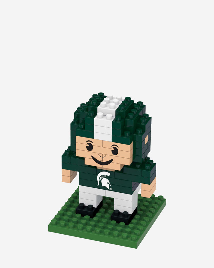 Michigan State Spartans BRXLZ Mini Player FOCO - FOCO.com