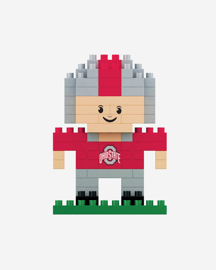 Ohio State Buckeyes BRXLZ Mini Player FOCO - FOCO.com
