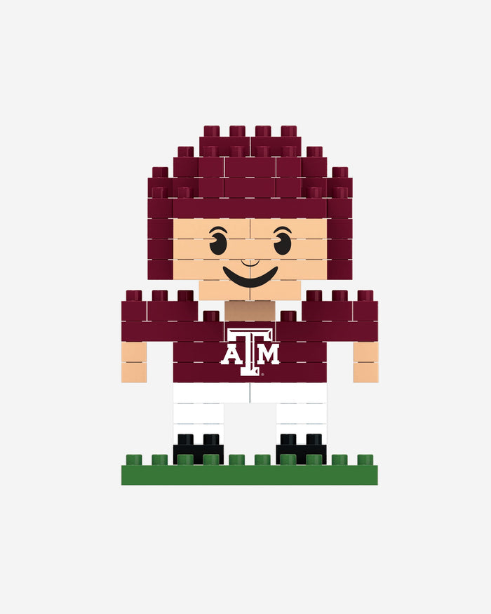 Texas A&M Aggies BRXLZ Mini Player FOCO - FOCO.com