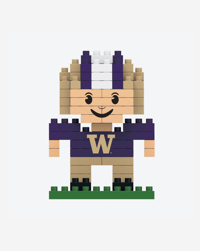 Washington Huskies BRXLZ Mini Player FOCO - FOCO.com