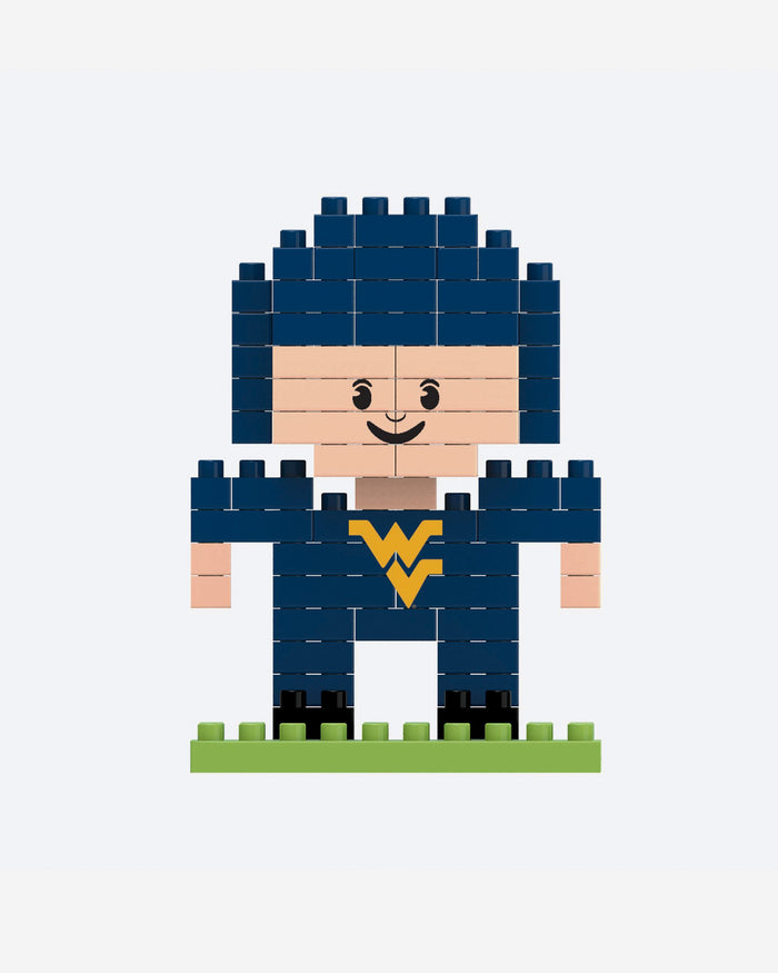 West Virginia Mountaineers BRXLZ Mini Player FOCO - FOCO.com