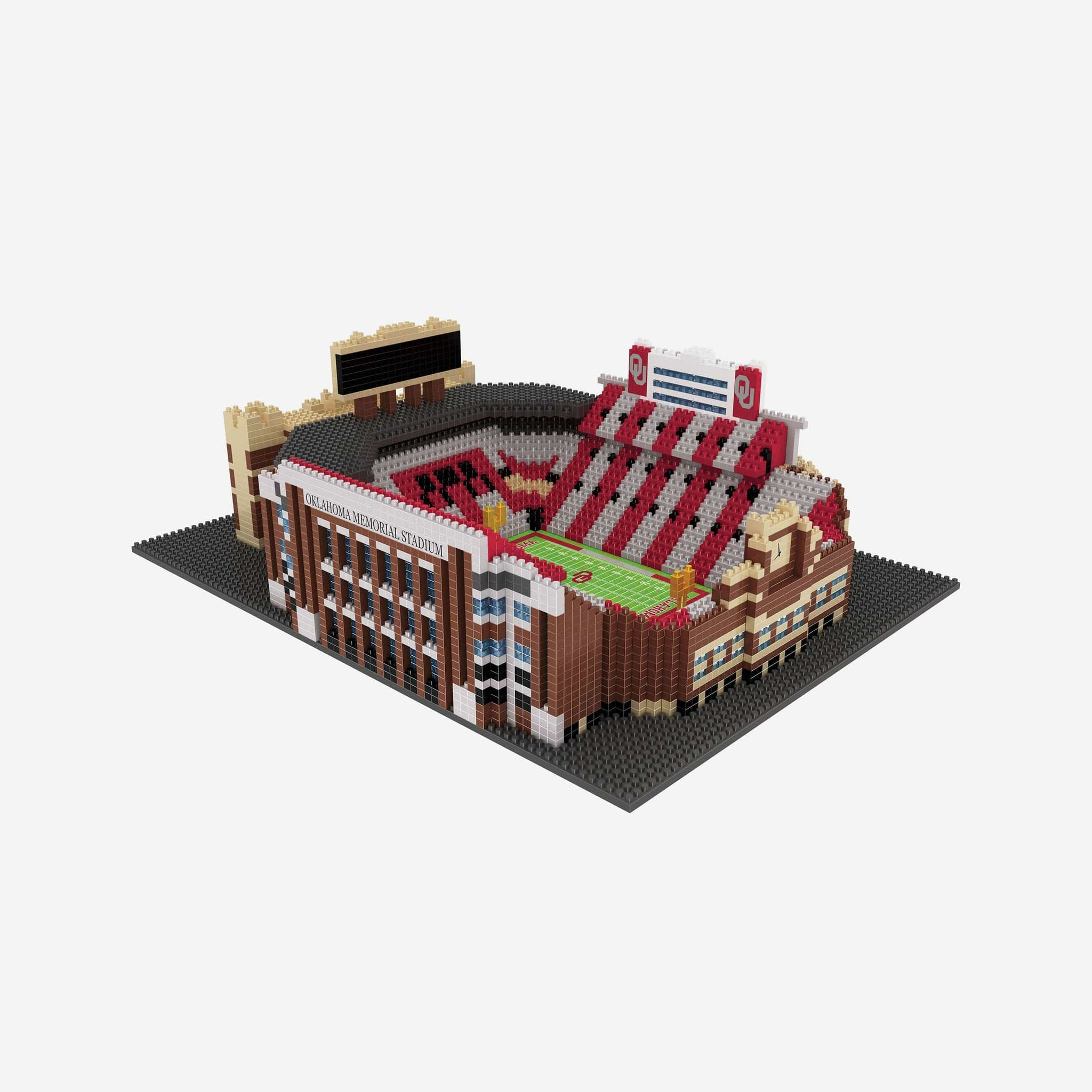 Oklahoma Sooners The Gaylord Family Oklahoma Memorial BRXLZ Stadium