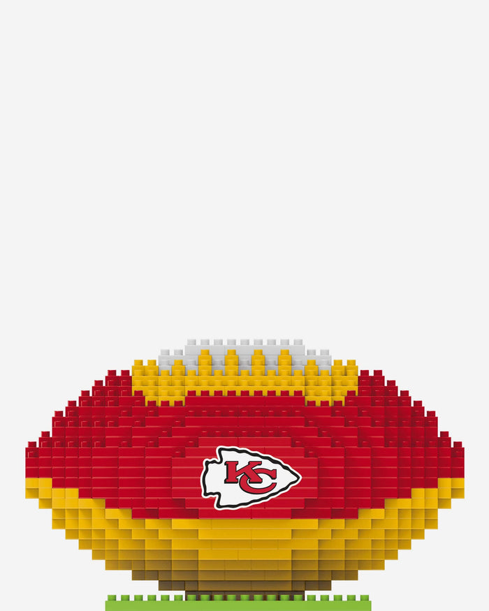 Kansas City Chiefs BRXLZ Football FOCO - FOCO.com