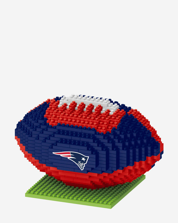 New England Patriots BRXLZ Football FOCO - FOCO.com