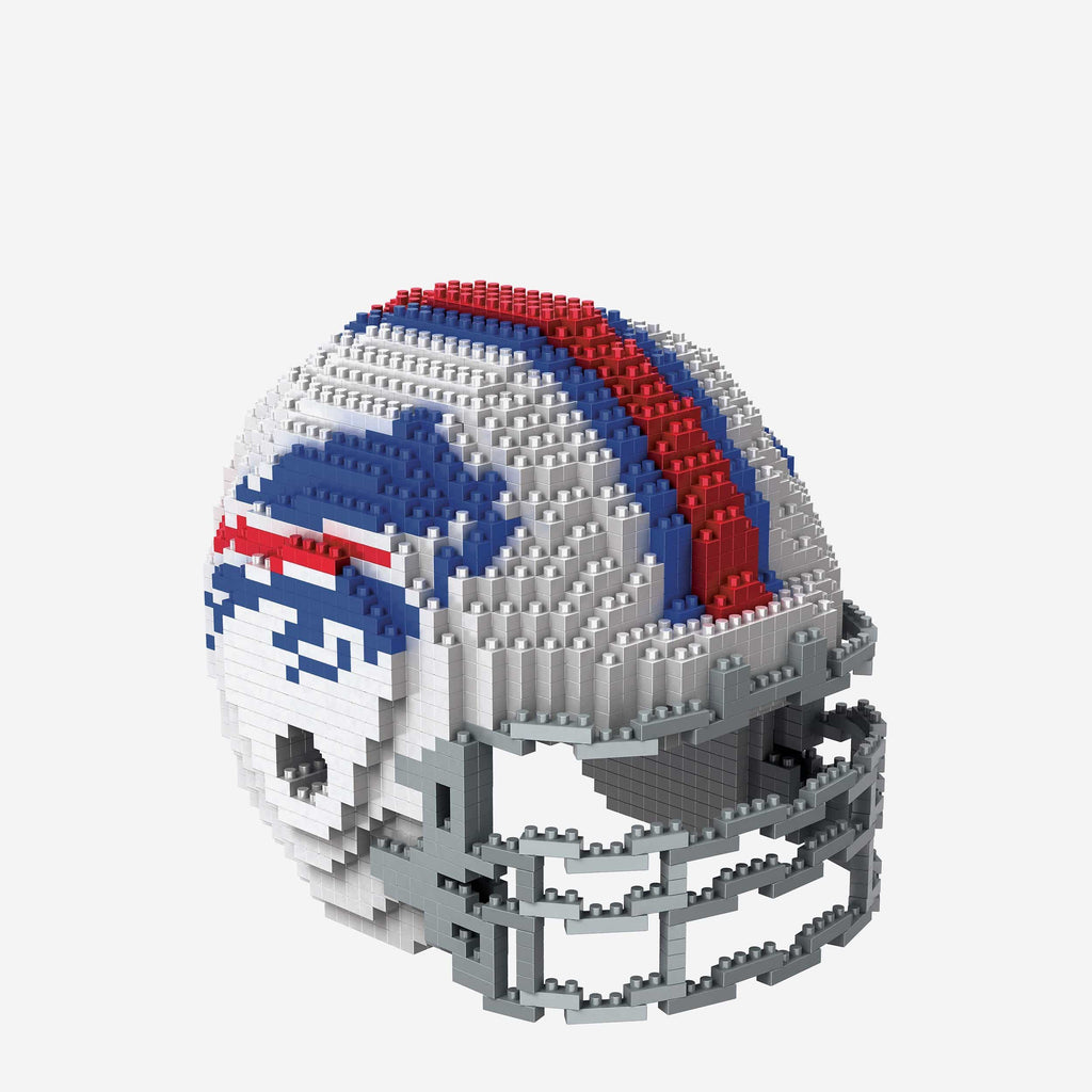 Buffalo Bills BRXLZ Mini Helmet