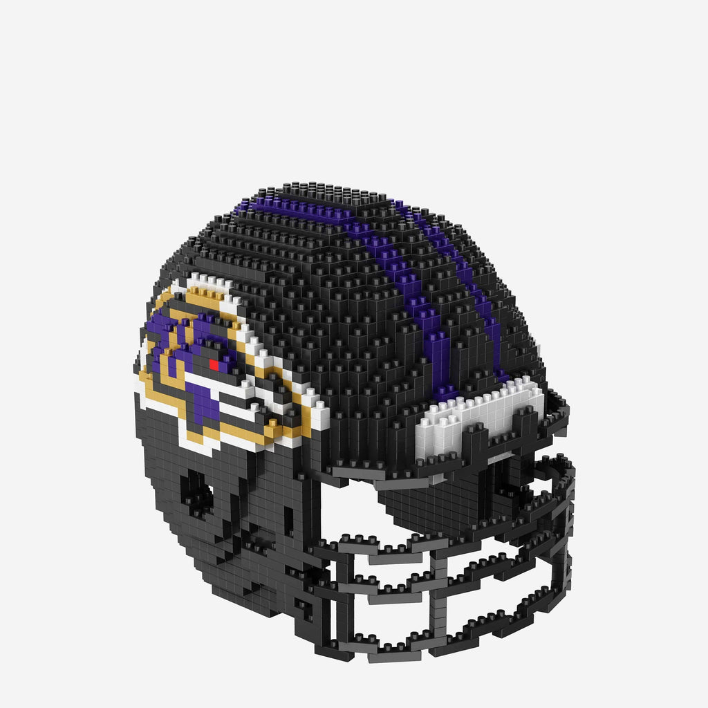 Baltimore Ravens BRXLZ Mini Helmet