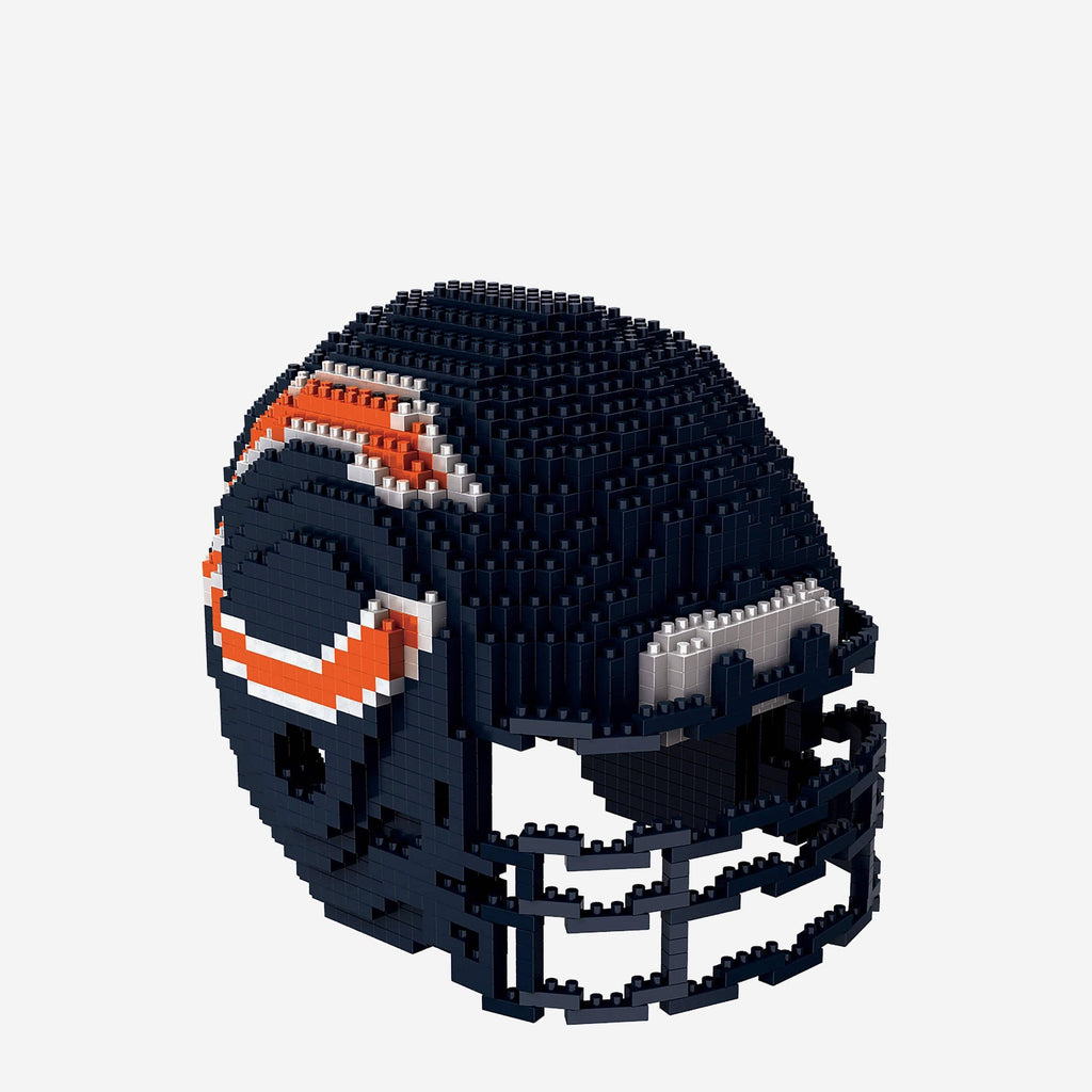 Chicago Bears BRXLZ Mini Helmet FOCO - FOCO.com