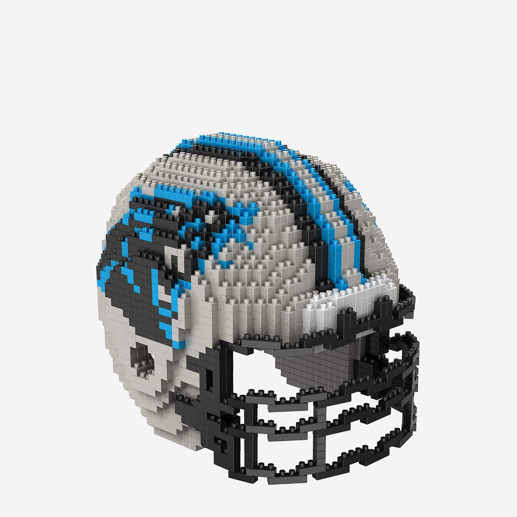 Carolina Panthers BRXLZ Mini Helmet FOCO - FOCO.com
