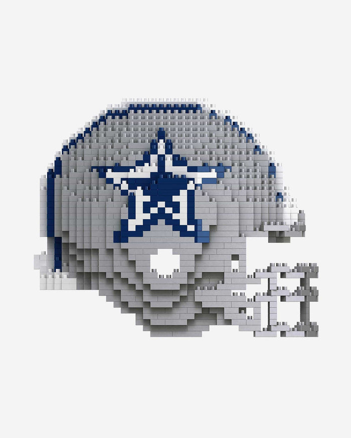 Dallas Cowboys BRXLZ Mini Helmet FOCO - FOCO.com