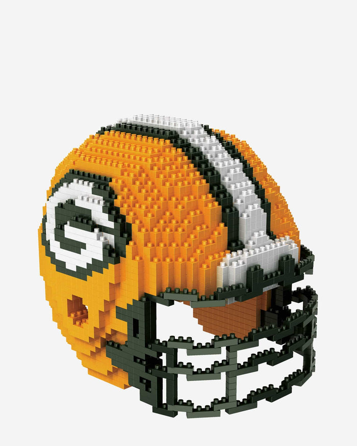 Green Bay Packers BRXLZ Mini Helmet FOCO - FOCO.com