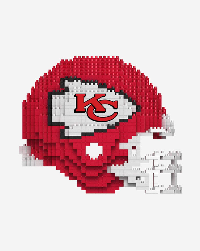 Kansas City Chiefs BRXLZ Mini Helmet FOCO - FOCO.com