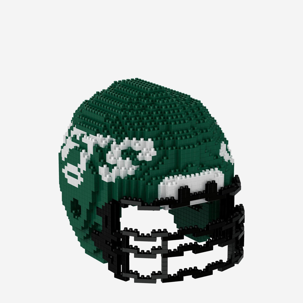 New York Jets BRXLZ Mini Helmet