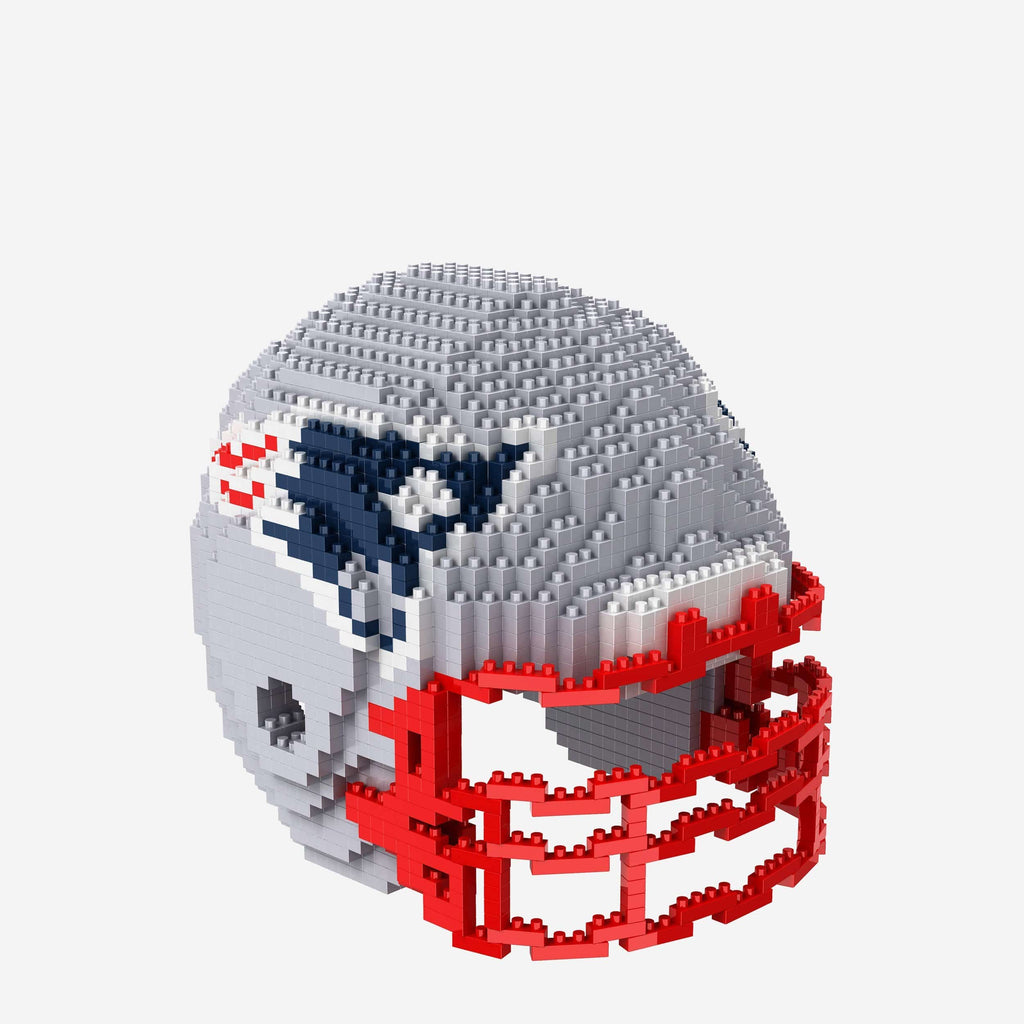New England Patriots BRXLZ Mini Helmet
