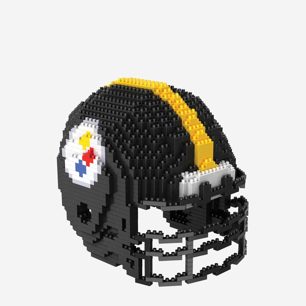 Pittsburgh Steelers BRXLZ Mini Helmet
