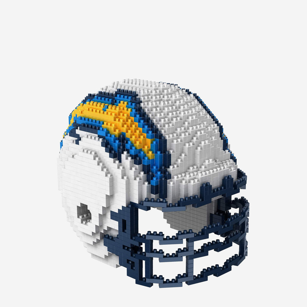 Los Angeles Chargers BRXLZ Mini Helmet