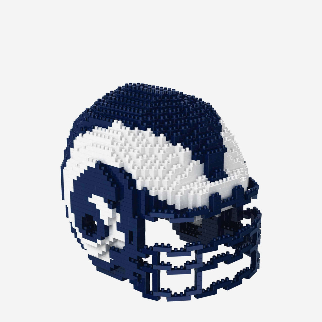 Los Angeles Rams BRXLZ Mini Helmet FOCO - FOCO.com