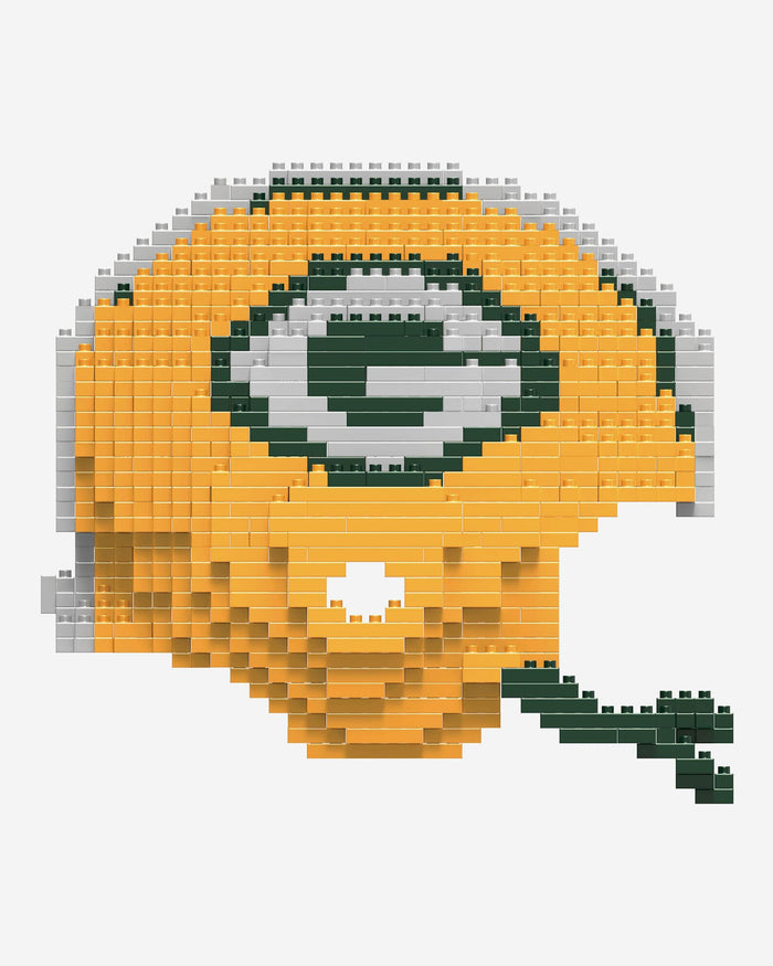 Green Bay Packers BRXLZ Helmet FOCO - FOCO.com