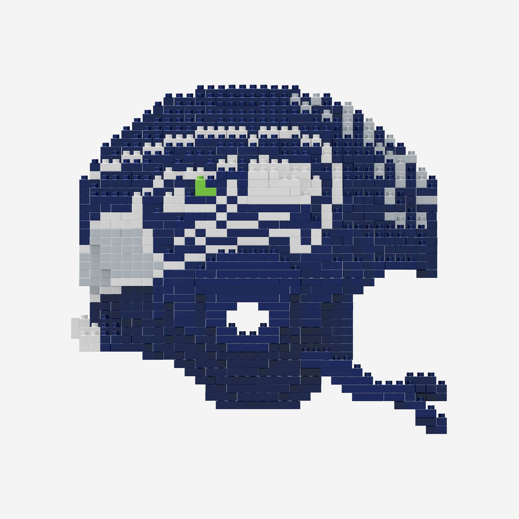Seattle Seahawks BRXLZ Helmet