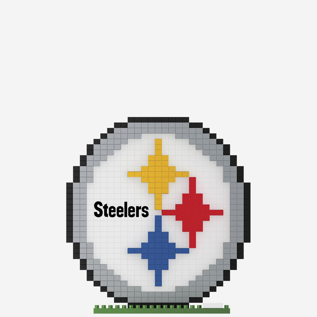 Pittsburgh Steelers BRXLZ Logo