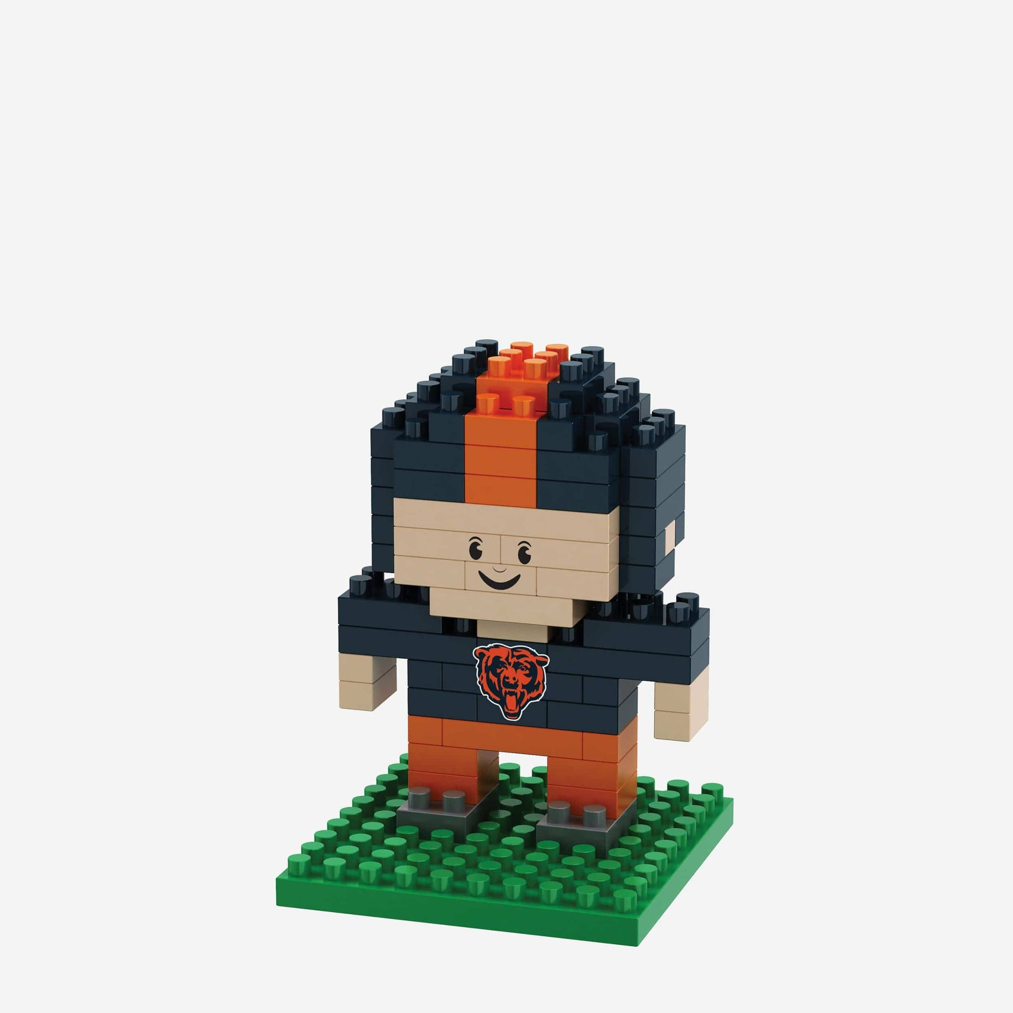 Chicago Bears BRXLZ Mini Player FOCO - FOCO.com