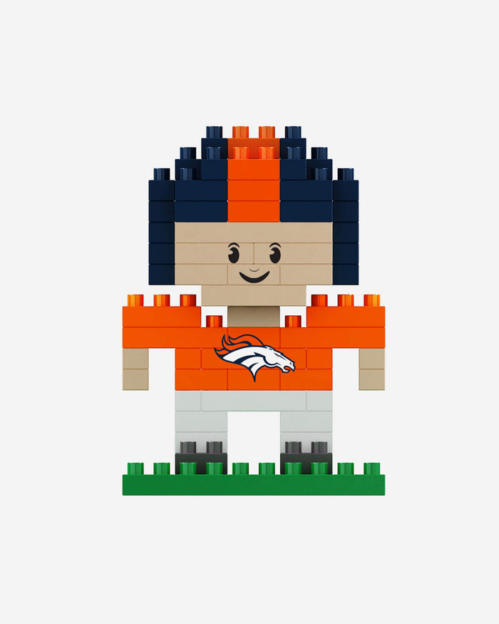 Denver Broncos BRXLZ Mini Player FOCO - FOCO.com