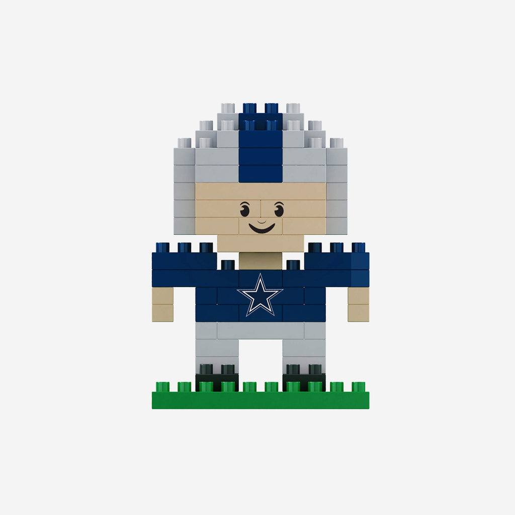 Dallas Cowboys BRXLZ Mini Player