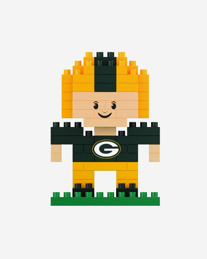 Green Bay Packers BRXLZ Mini Player FOCO - FOCO.com