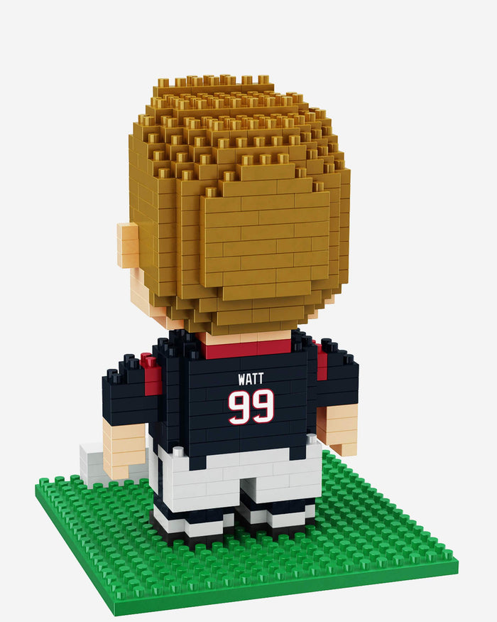 JJ Watt Houston Texans BRXLZ Mini Player FOCO - FOCO.com