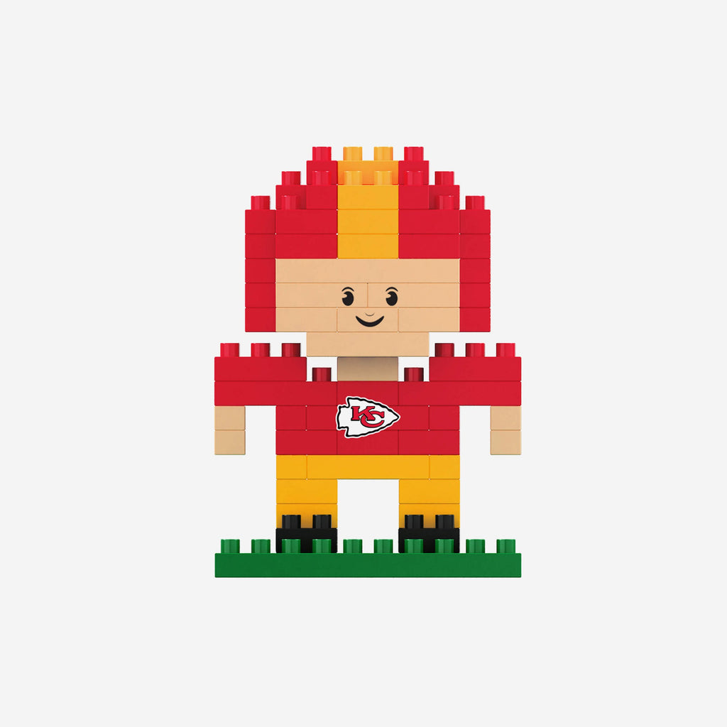 Kansas City Chiefs BRXLZ Mini Player FOCO - FOCO.com