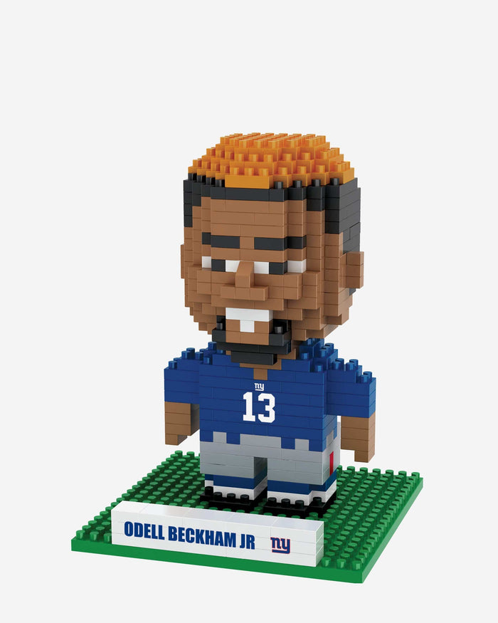 Odell Beckham Jr New York Giants BRXLZ Mini Player FOCO - FOCO.com