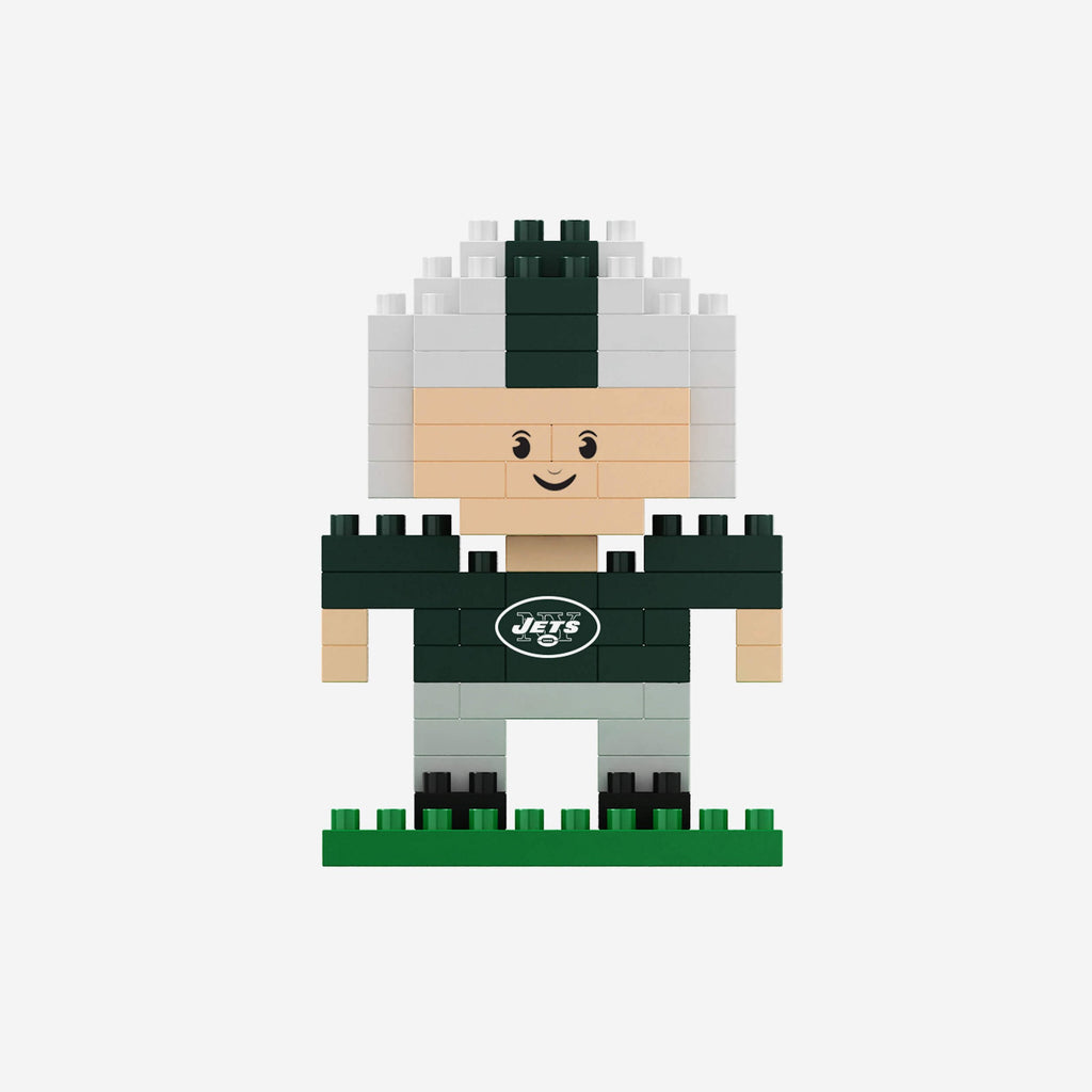 New York Jets BRXLZ Mini Player