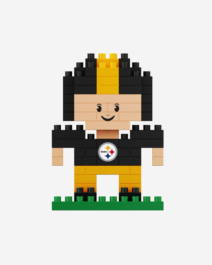Pittsburgh Steelers BRXLZ Mini Player FOCO - FOCO.com