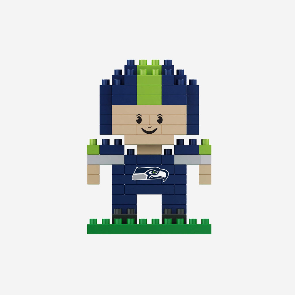 Seattle Seahawks BRXLZ Mini Player