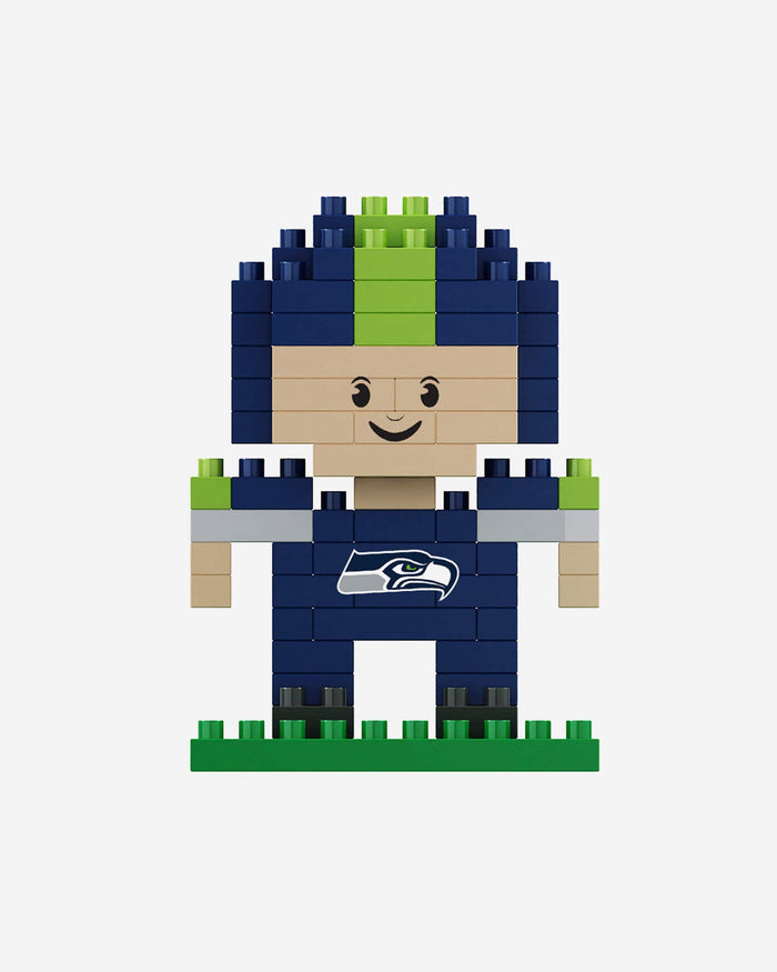 Seattle Seahawks BRXLZ Mini Player FOCO - FOCO.com