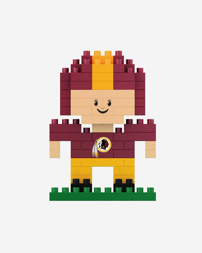 Washington Redskins BRXLZ Mini Player FOCO - FOCO.com