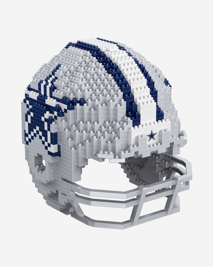 Dallas Cowboys Replica BRXLZ Mini Helmet FOCO - FOCO.com