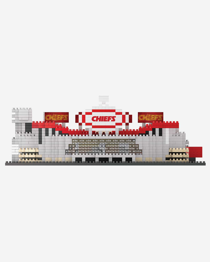 Kansas City Chiefs Arrowhead BRXLZ Stadium FOCO - FOCO.com