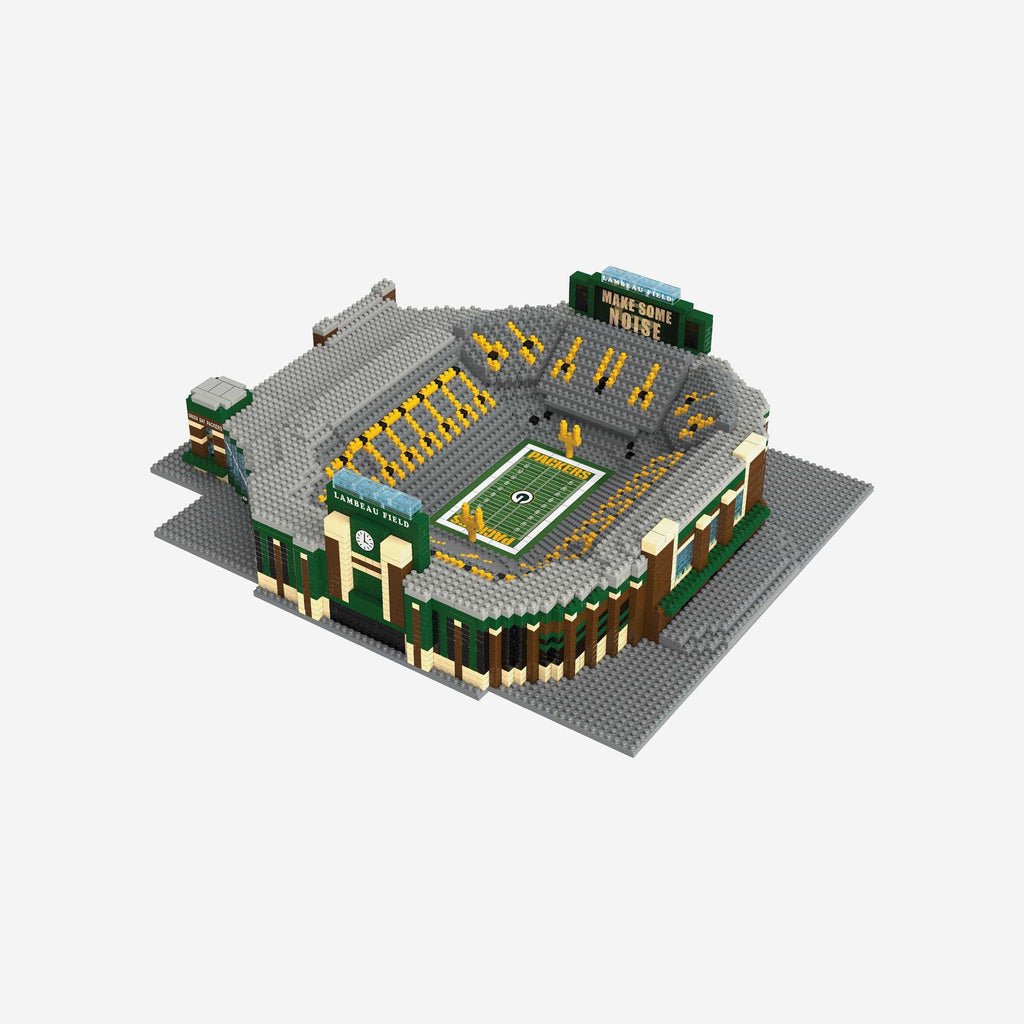 Green Bay Packers Lambeau Field BRXLZ Stadium 1f0bf6638