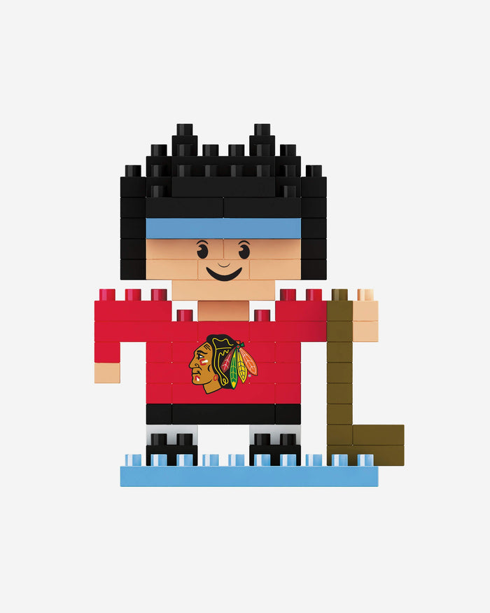 Chicago Blackhawks BRXLZ Mini Player FOCO - FOCO.com