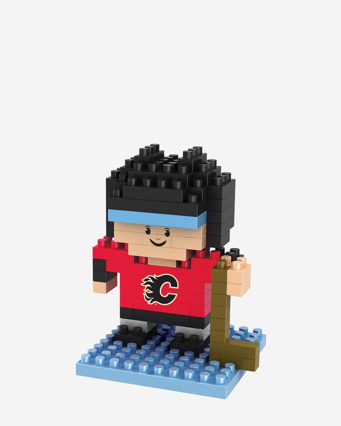 Calgary Flames BRXLZ Mini Player FOCO - FOCO.com
