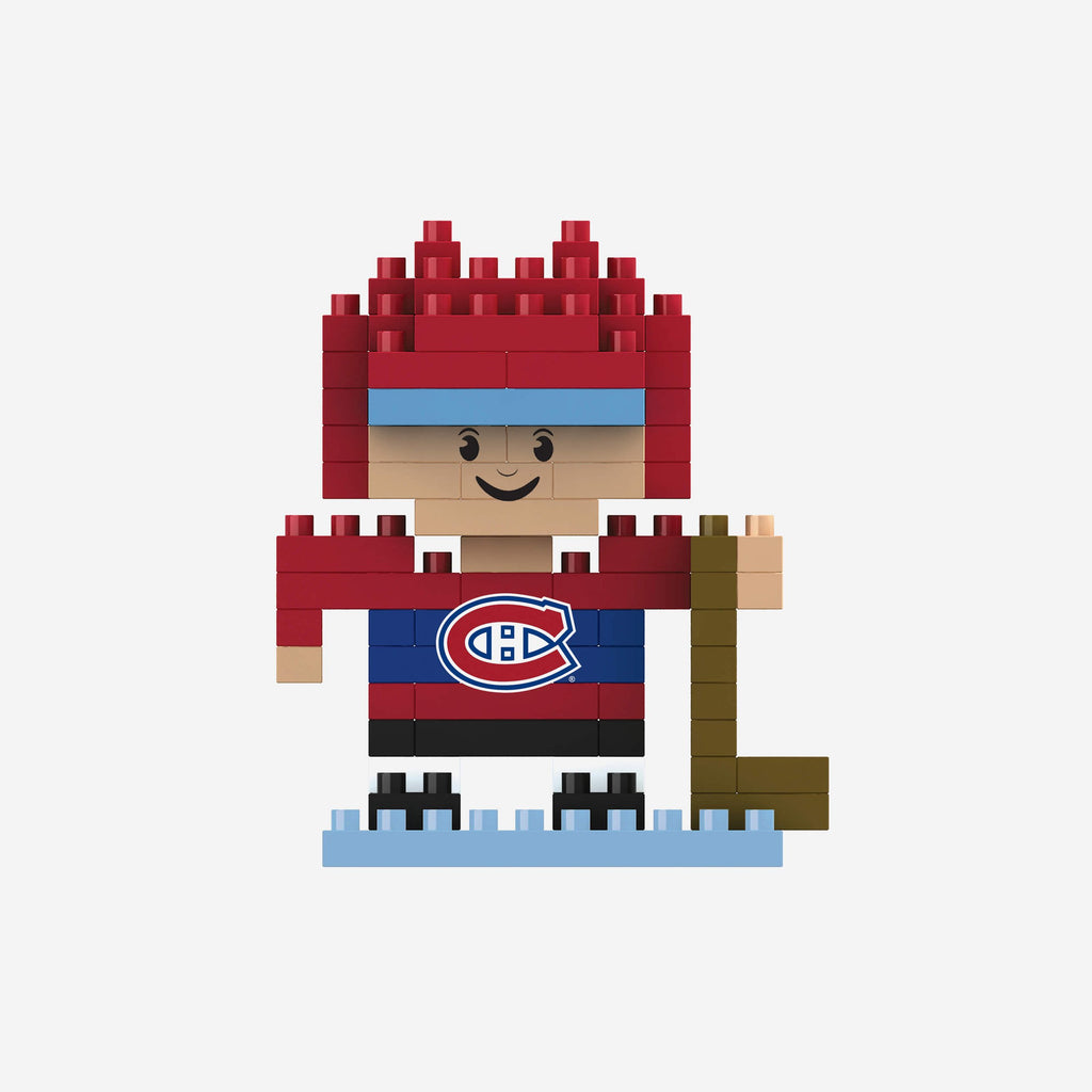 Montreal Canadiens BRXLZ Mini Player
