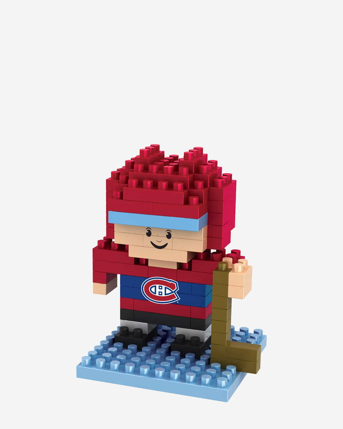 Montreal Canadiens BRXLZ Mini Player FOCO - FOCO.com
