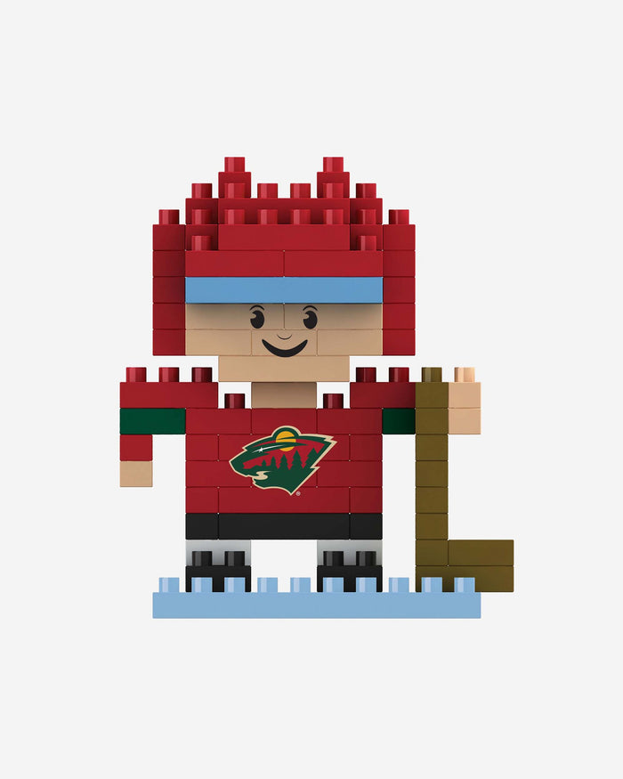 Minnesota Wild BRXLZ Mini Player FOCO - FOCO.com